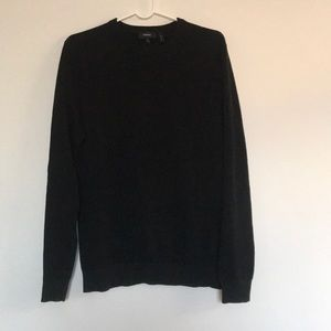 Theory men's riland pique breach sweater